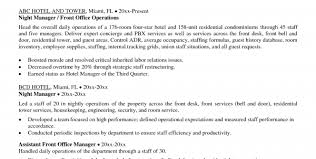 cover letter for hospitality industry 4 best hotel amp