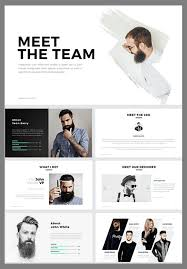 powerpoint biography template the 5 best powerpoint templates of
