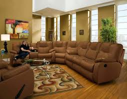 reclining leather sectional sofas reclining sectional leather