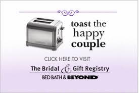 bed and bath bridal registry gift registry craig