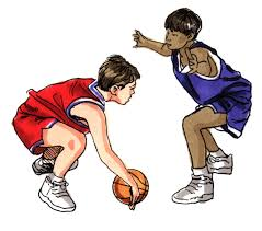 playing basketball clipart 2117429