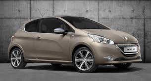 where is peugeot made peugeot unveils 208 xy jbl limited edition in france only 250 will