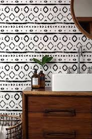 wallpaper bathroom ideas 20 beautiful wallpapered bathrooms