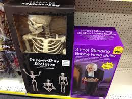 posable skeleton 5ft posenstay skeleton as low as 35 at cvs other stuff