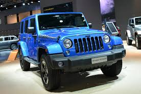 jeep rubicon colors 2014 jeep wrangler polar edition for europe revealed ahead of frankfurt
