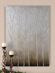 sterling trees painted tree canvas firs and traditional