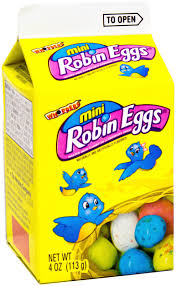 easter robin eggs this mini is filled with whoppers mini robin eggs mini