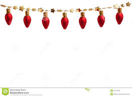 string of ornament lights stock image image 27210793