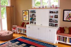 hopscotch rug nursery contemporary with accent wall boys room