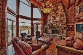 beautiful log home interiors log cabin interior photo gallerycontemporary log home image