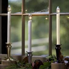 electric window candles wayfair