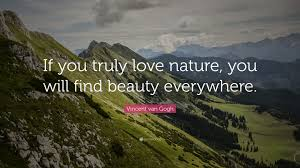 Nature Love Quotes by Nature Love Quotes Image Information