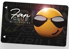 my fan club rewards gaming view all lady luck casino vicksburg