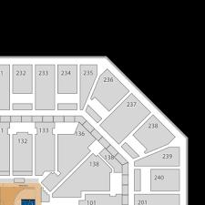 target center seating chart u0026 interactive seat map seatgeek