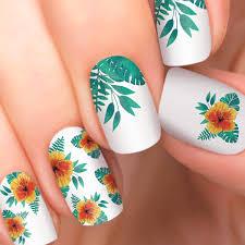 island style nail polish appliqués incoco