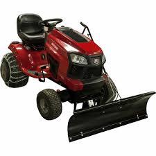 craftsman 24441 lawn tractor snow blade 14