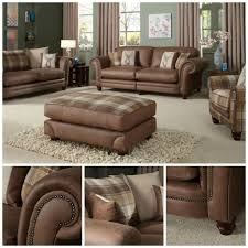 Scs Leather Corner Sofa by Downton 3 Seater Sofa Scatter Back Home Furniture Pinterest