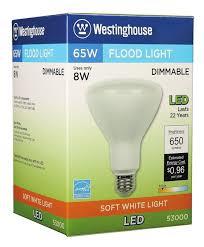 65 Watt Flood Light Westinghouse R30 8 Watt 65 Watt Equivalent Medium Base Soft