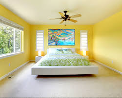 fine feng shui bedroom colors green with the simple painting