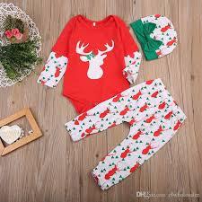 2018 baby pajamas romper set boutique clothing suit