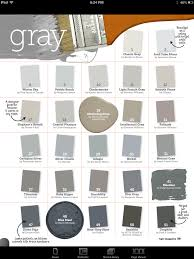 gray paint colors i u0027m liking nickel and silver charm for the