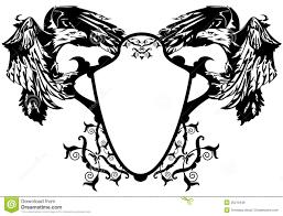 wappen designer wappen adler vektor abbildung bild mantel maskottchen 26219436