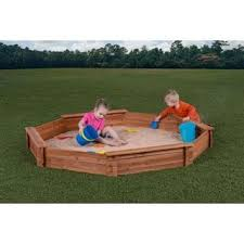 Badger Basket Covered Convertible Cedar Sandbox With Two Bench Seats Homewear Wood Sand Box With Canopy Free Shipping Today