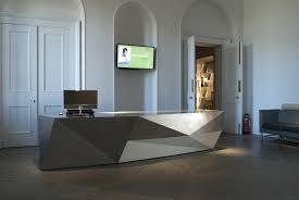 modern desk ideas modern reception desk style thediapercake home trend