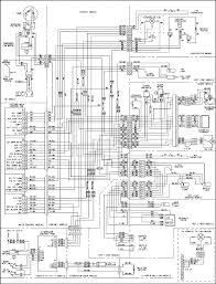 whirlpool refrigerator wiring diagram electrical schematic for