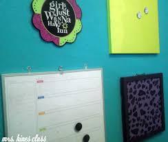 teen girls room reveal mrs hines class bulletin board dry erase