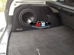 lexus is for sale los angeles lexus rx330 350 400h custom sub boxes for sale on ebay or local