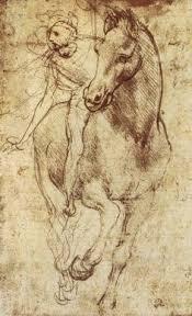Leonardo Da Vinci Drapery Leonardo Da Vinci Painter At The Court Of Milan Drawings