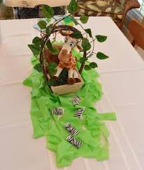 Centerpieces For Birthday by Safari Centerpieces For Birthday Party Home Party Ideas