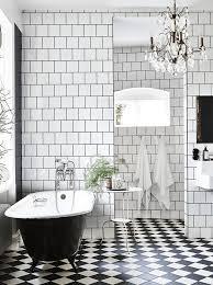 black and white bathroom tile design ideas simple black and white bathroom tile ideas 24 for your home design