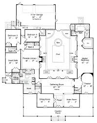 executive house plans luxury homes plans floor plans design luxury home plan home design