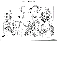1986 honda fourtrax 350 wiring diagram wiring diagram and schematic