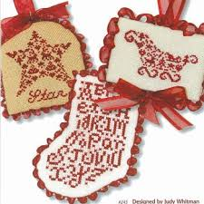 jbw designs french country ornaments cross stitch patterns