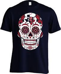 Houston Texans Flags Houston Texas Football Sugar Skull Sugar Skull Artwork Texans