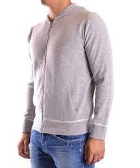 auction men clothes dondup men u0027s grey wool sweatshirt lbp2s9ej