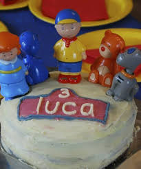 caillou birthday cake caillou birthday party homegrown friends