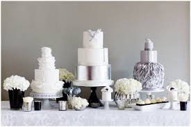contemporary wedding cakes modern trendy wedding cakes by krishanthi grey soft mauve