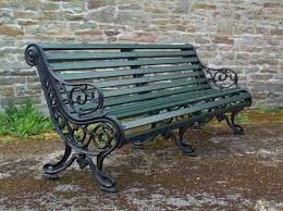 iron park benches classic victorian cast iron bench uk bench rest pinterest