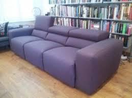 Contemporary Sofa Recliner Modern Reclining Sofas Foter