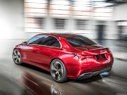 mercedes sedan mercedes a sedan concept 2017 pictures information specs