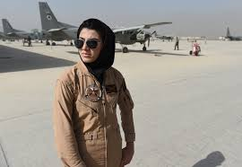 Seeking Pilot Afghan Fighter Pilot Seeks Asylum Popsugar News