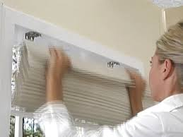 how to install window blinds inside mount how to install