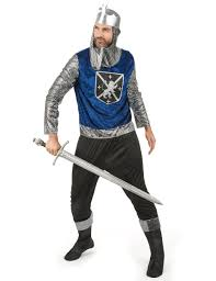 Metal Gear Halloween Costume Blue Black Knight Costume Men Vegaoo