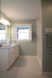 405 best bathroom images on pinterest bathroom ideas downstairs this is how we should do floor grout in kid s bathroom our bathroom color