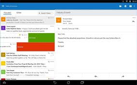 android outlook app microsoft officially launches outlook for android as the app comes