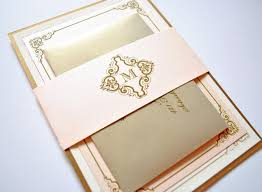 pink and gold wedding invitations blush and gold wedding invitations blush gold chagne blush
